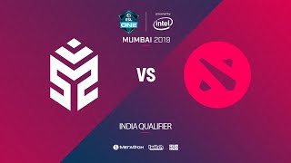 Signify vs  Comin Soon, ESL One Mumbai India Quals, bo3, game 1 [ Mila & Lumisit]