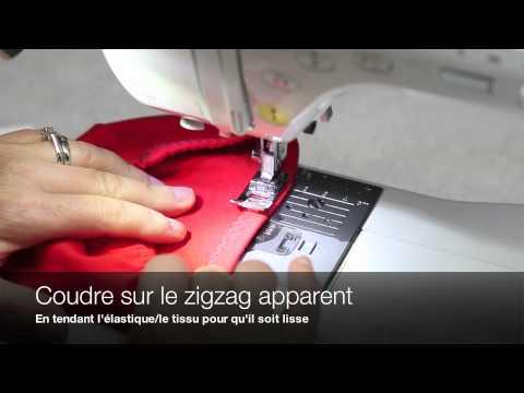 comment monter un elastique sur une jupe