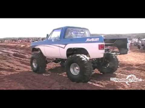 myPowerBlock: '78 K5 Blazer Mud Truck