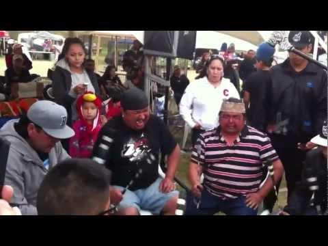 Thundering Spirit Peace River pow wow 2012 tie breaker