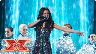 Download Lagu Holly Tandy sings Despacito for your votes   Live Shows   The X Factor 2017 Mp3