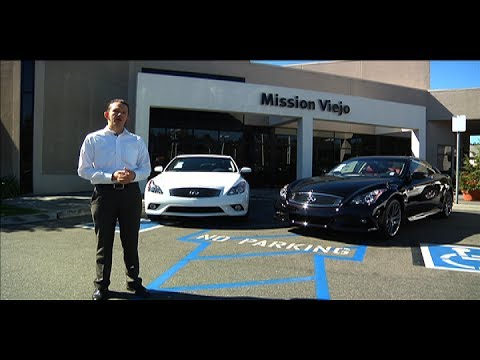 2014 Infiniti Q60 Review | Infiniti of Mission Viejo