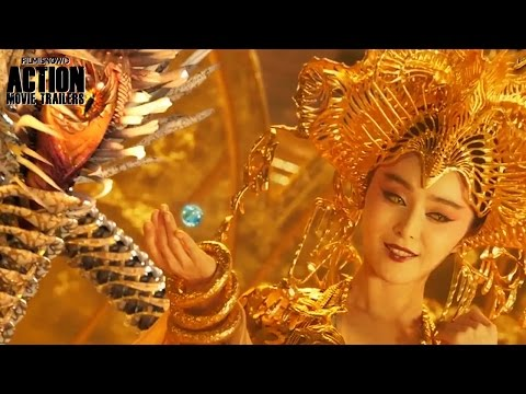 Fan Bingbing Is Daji In LEAGUE OF GODS 封神传奇