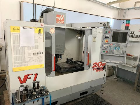 CNC Vertical Machining Center HAAS VF 1 2000