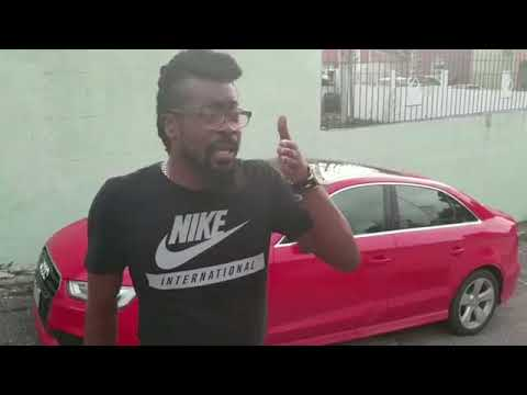 "Beenie Man React To Spice ""D Rasta Man Vex True mi say a Kartel a The King."""