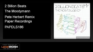 2 Billion Beats - The Moodymann (Pete Herbert Remix)