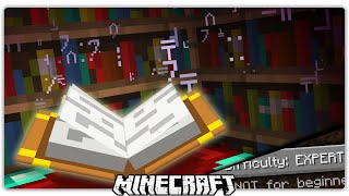 ENCHANTMENTS REQUIRED   Minecraft Expert Mode Custom Command [5]