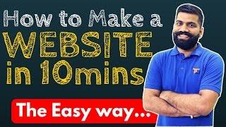 Video How to Make a Website? MP3, 3GP, MP4, WEBM, AVI, FLV November 2017