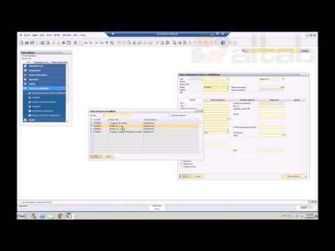 Przydatne funkcjonalności i skróty klawiaturowe w SAP Business One