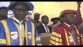21ST CONVOCATION CEREMONY FIRST DEGREE