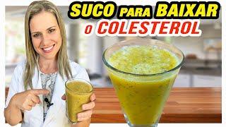 Baixar whatsapp - Receita de Suco para Baixar Colesterol Alto [FÁCIL e PODEROSO]
