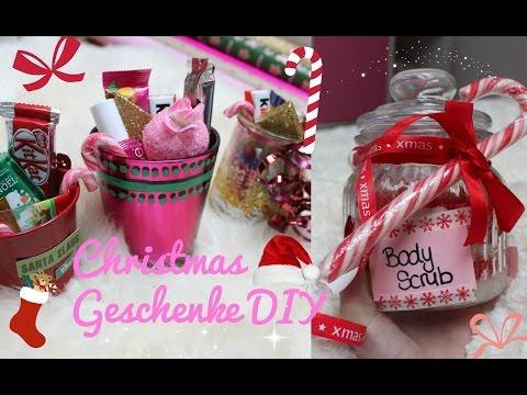 Last minute DIY Geschenke für Weihnachten