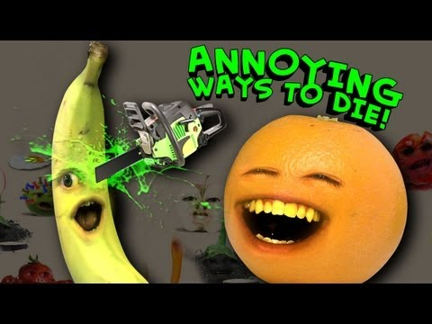 DIE - Orange spoofs one of the BEST videos of the year! Watch the original Dumb Ways to Die video here: http://youtu.be/IJNR2EpS0jw Get this song on iTunes! http:/...