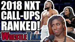 Nonton All Wwe Nxt 2018 Call Ups Ranked    Wrestletalk Film Subtitle Indonesia Streaming Movie Download