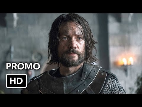 "Knightfall 2x06 Promo ""Blood Drenched Stone"" (HD) Season 2 Episode 6 Promo"