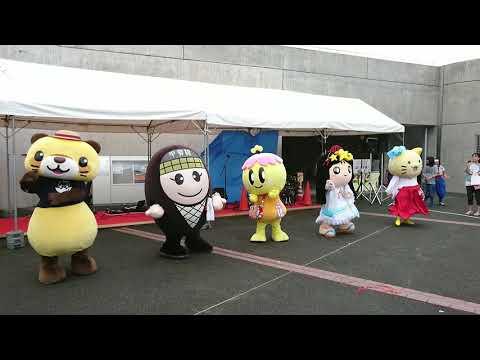 大阪カタノゆるキャラ祭