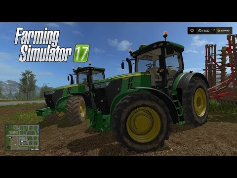 John Deere 7R series TechMod a.s. BETA