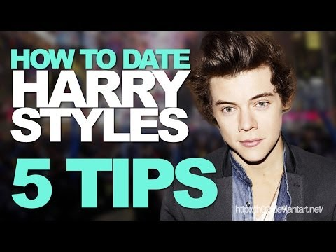 HOW TO DATE HARRY STYLES | 5 TIPS | #DearHunter