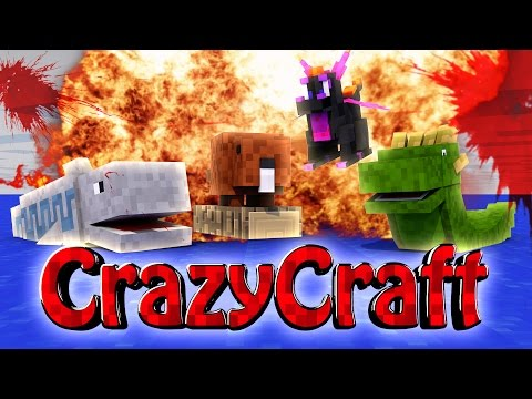 182 - Minecraft is a safe place, but CrazyCraft isn't! Will this be the end of CrazyCraft, are the Minecraft mods just too much? ▭▻ SUBSCRIBE: http://goo.gl/HUkXxf ○ Mod Packs: http://voidswrath.c...