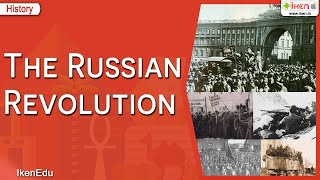 The Russian Revolution - Hindi