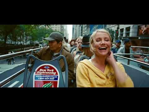 Cameron Diaz - Ashton Kutcher Scene ( What Happens in Vegas - 2008 )