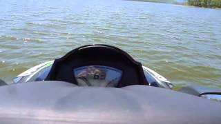 8. Jet ski top speed kawasaki 300x!!!