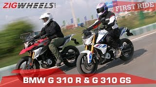 6. BMW G 310 R and G 310 GS | First Ride Review | ZigWheels.com
