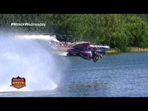 Drag Boat Crash Compilation - WW #59