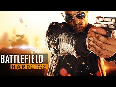Battlefield: Hardline'ın çıkış videosu yayınlandı