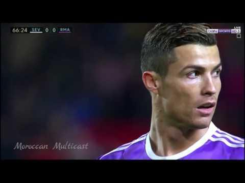 Sevilla vs Real Madrid 2-1   All Goals & Highlights   أهداف مباراة اشبيلية و ريال مدريد   HD