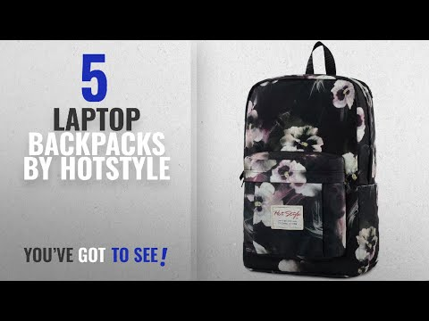 Top 10 Hotstyle Laptop Backpacks [2018]: 15.6-inch Laptop Backpack - HotStyle 599s Waterproof