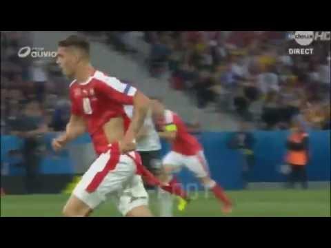 Euro 2016 - Des maillots déchirés et ballon creuvé - Suisse vs France