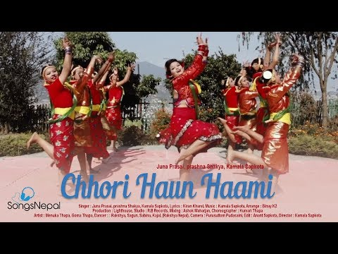 (Chhori Haun Haami | New Nepali Song | 2075/2018 - Duration: 5 minutes, 21 seconds.)