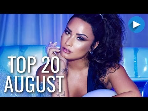 TOP 20 SINGLE CHARTS | AUGUST 2017 - Aktuelle Songs
