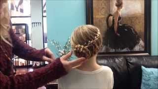 How To Do a Waterfall Braid - Tutorial