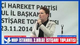 MHPİstanbul 2 Bölge İstişare Toplantısı