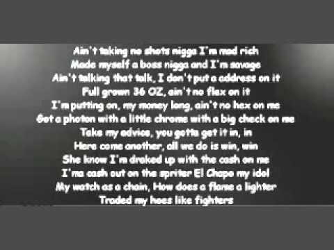 Future   Hater Shit Lyrics  Purple Reign