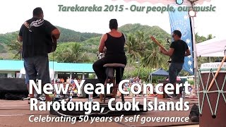 Ngatangiia Cook Islands  city images : Rarotonga New Year Concert