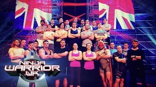 Next time, on Ninja Warrior UK... Don't miss the first semi-final! For more videos please subscribe to our channel: http://goo.gl/VO2RKp