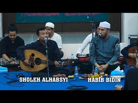 Gambus Jalsah - intaa ana syufak - Habib Sholeh fead habib bidin