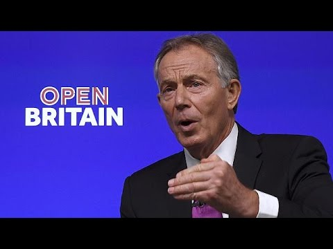 Μπλερ κατά Brexit: Οι Βρετανοί να ψηφίσουν αφού μάθουν τους όρους του