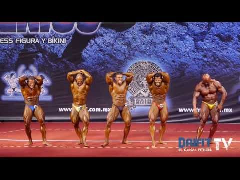 Omar Renteria gana Mr. México Absoluto 2013
