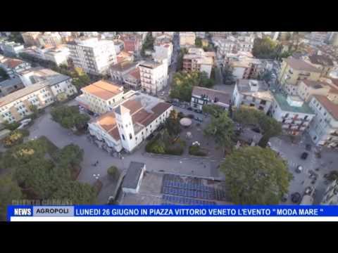 """AGROPOLI, IL 26 GIUGNO IN PIAZZA VITTORIO VENETO L'EVENTO """"MODA MARE"""""""