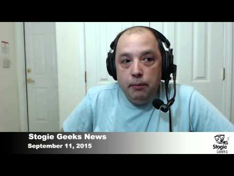 Stogie Geeks News – September 11, 2015