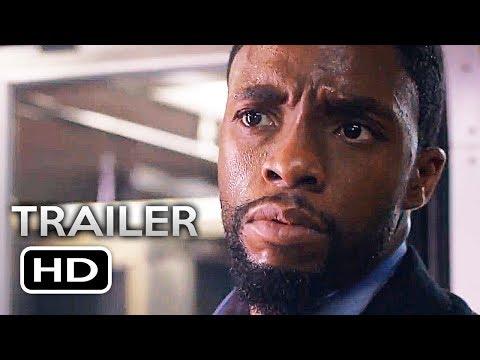 21 BRIDGES Official Trailer (2019) Chadwick Boseman Thriller Movie HD