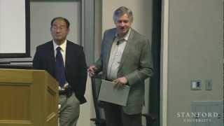 Stanford Seminar - Osamu Onodera On Green Transportation In Japan