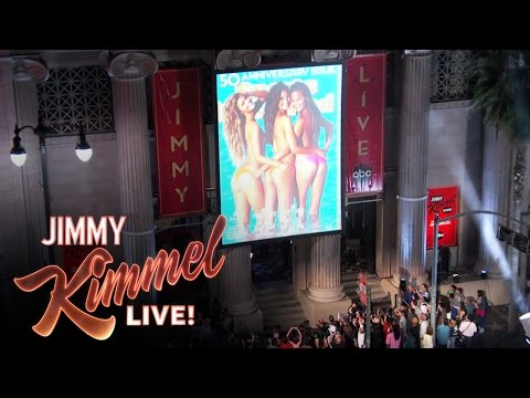 50th Anniversary Sports Illustrated Swimsuit Cover Revealed To The Models