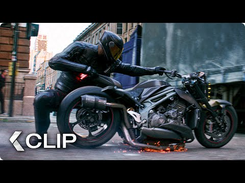 Brixton's Motorcycle Transformation Movie Clip - Fast & Furious: Hobbs and Shaw (2019)