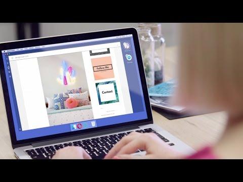 Opera Neon – the future desktop browser | BROWSER FOR COMPUTER | OPERA