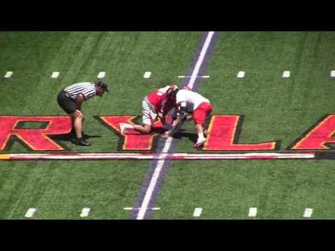 Maryland - Cornell pulls away in 2nd half for 16-8 win over Maryland on May 12, 2013 at Byrd Stadium in College Park, Maryland. RHS Productions. Tags: Cornell lacrosse,...